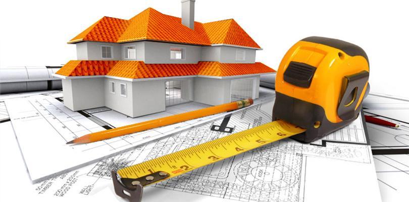 Erstellung  Bau von Neubauten, Anbauten und Umbauten